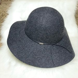 Pistil Drew Wide Brim Floppy Felt 100% Wool Hat